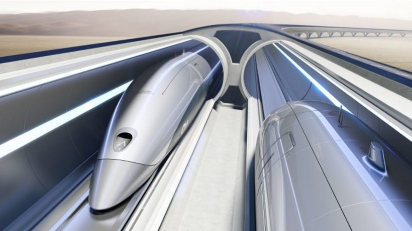 high speed bullet train