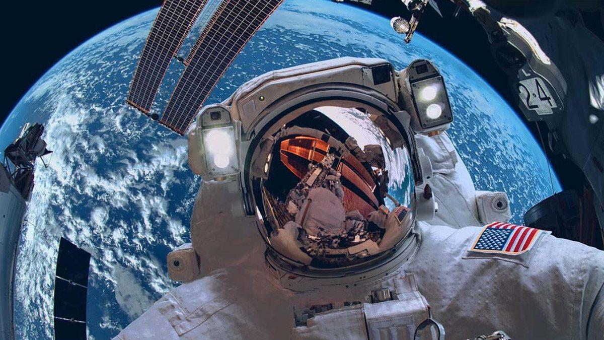 NASA Space Photograph