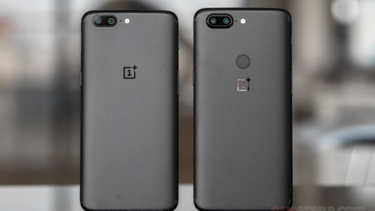 OnePlus 5 And OnePlus 5T Smartphone