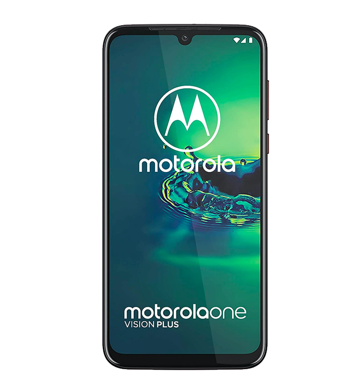 Motorola One Vision Plus Front