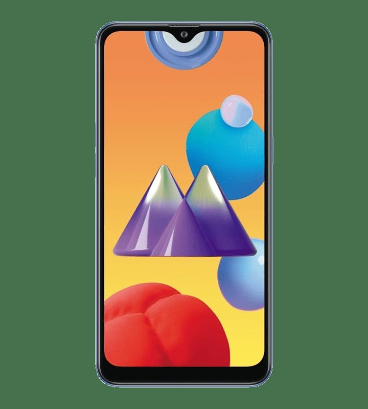 Samsung Galaxy M01s Front