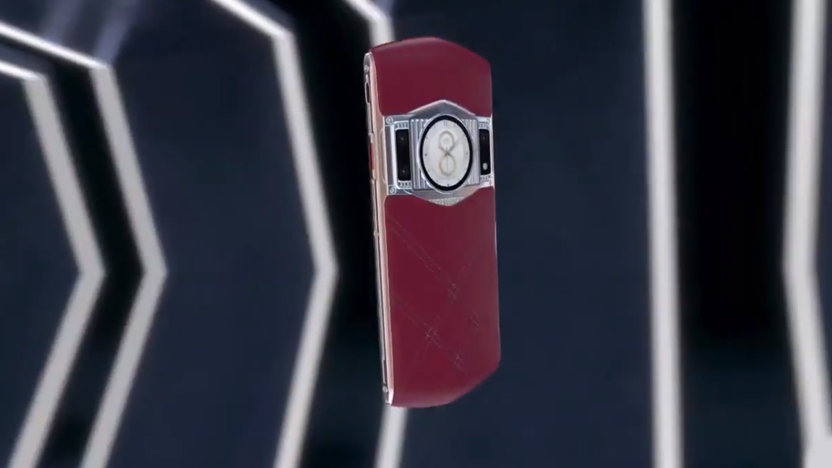 8848 Smartphone Supercar Limited Edition