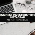 Business investor Instagram