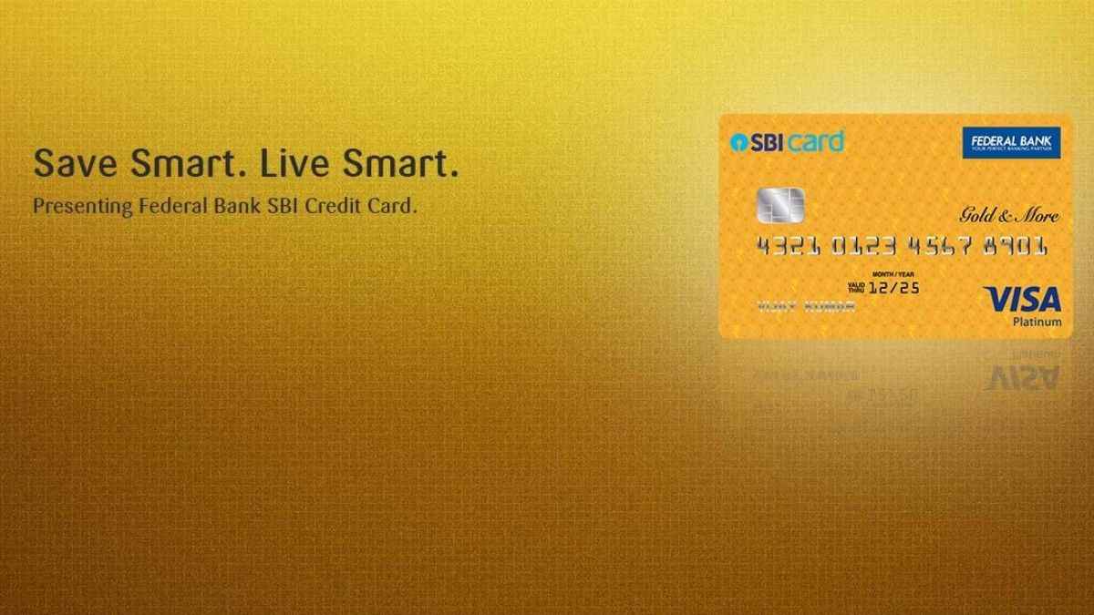 Federal Bank credit card