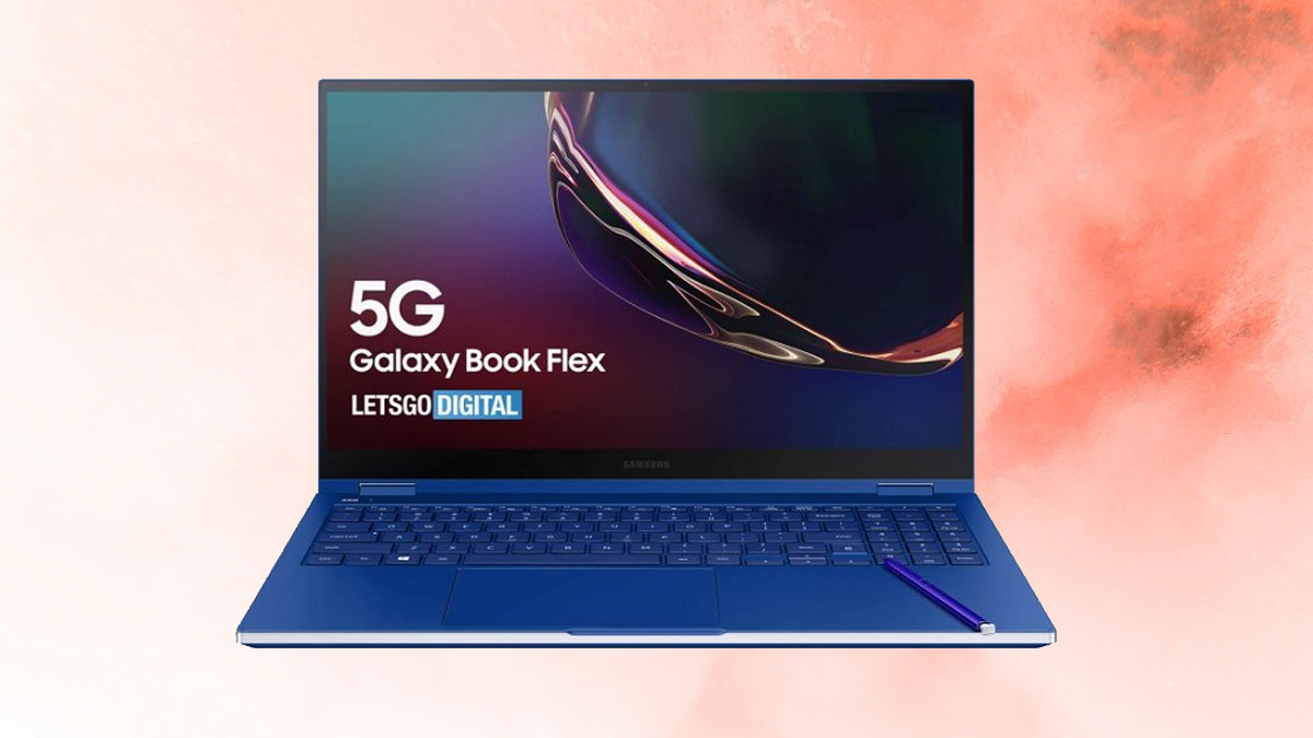 Samsung Galaxy Book Flex