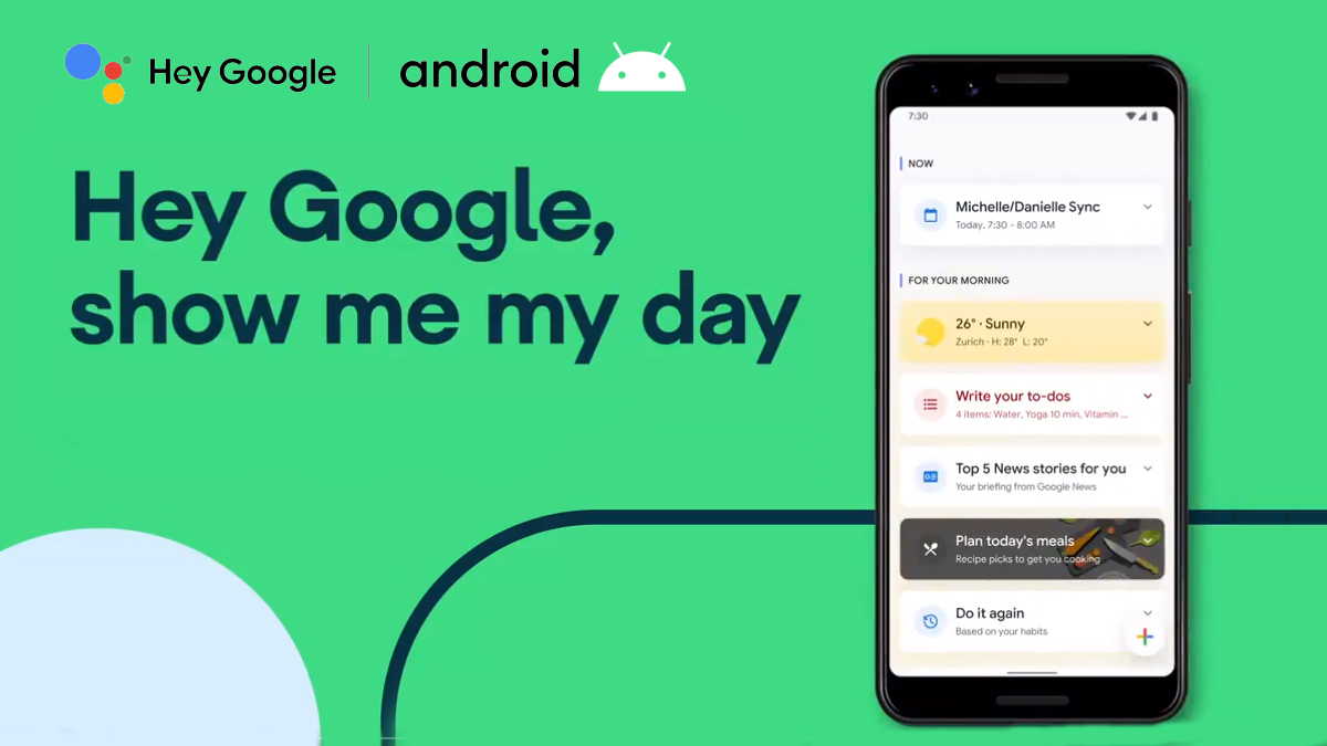 Google Assistant Snapshot For Android