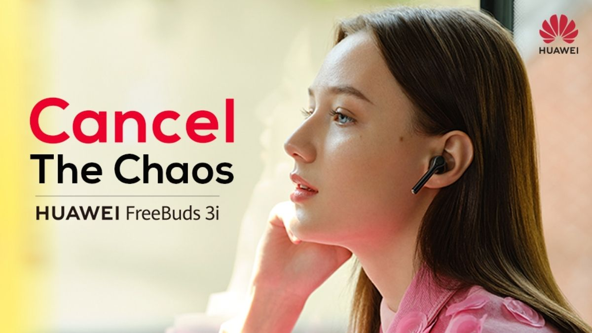 Huawei Freebuds 3i Earphones