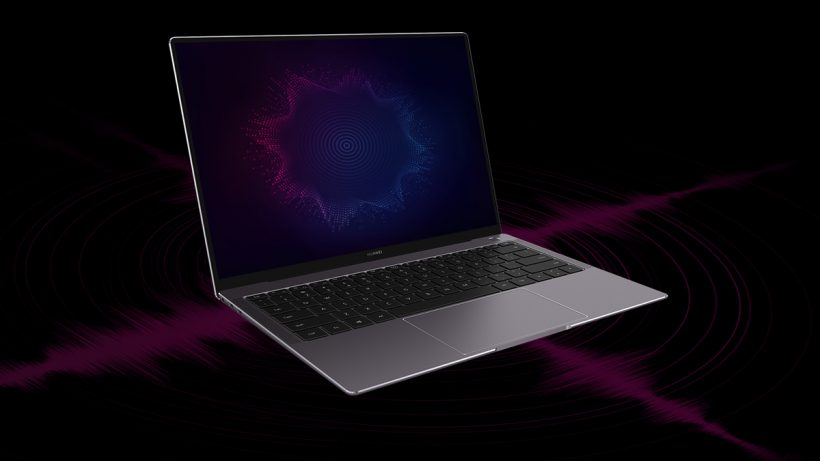 Huawei Lightweight Laptop