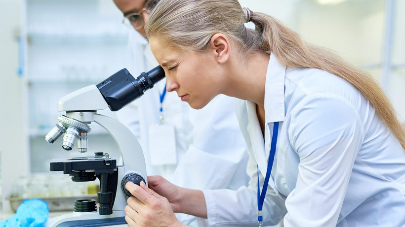 Scientists Research