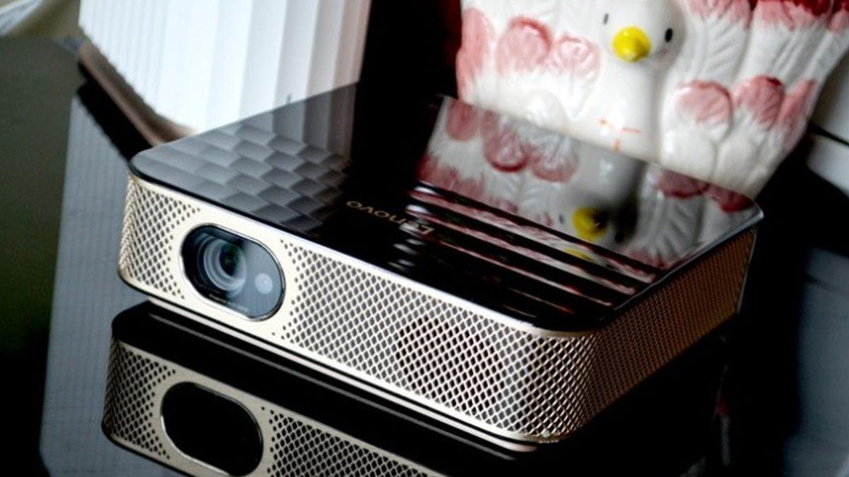 Lenovo Smart Projector Air 5