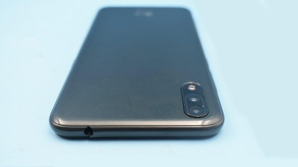 LG K310 Mobile Leak