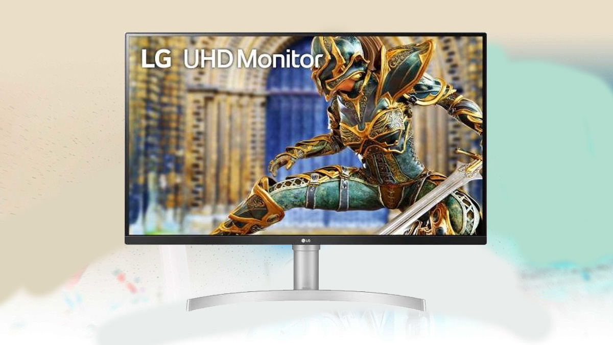 LG 32UN650-W monitor