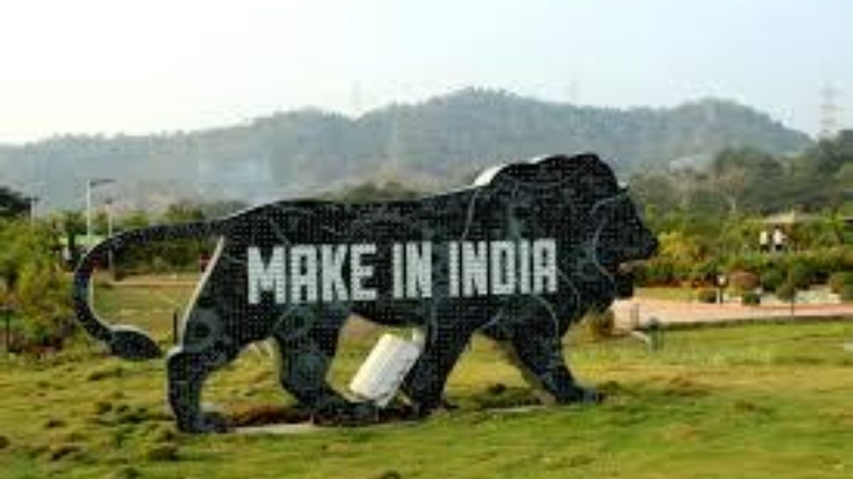 Make In India Initiative