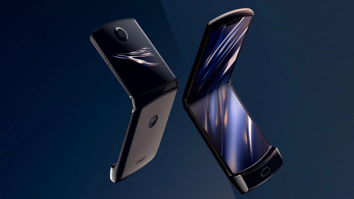 Motorola Razr 5G Foldable Smartphone