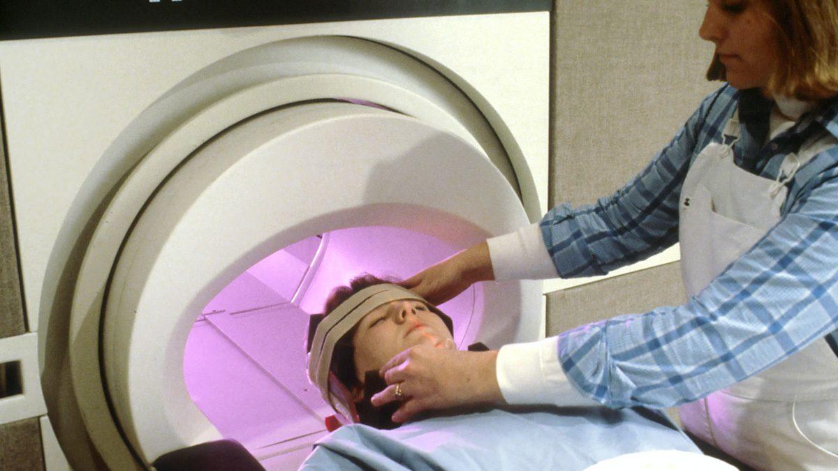 Facebook MRI Scans