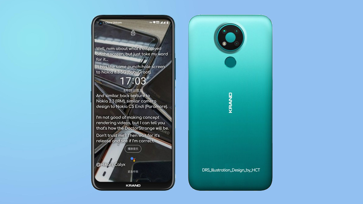 Nokia 4.3 Doctorstrange