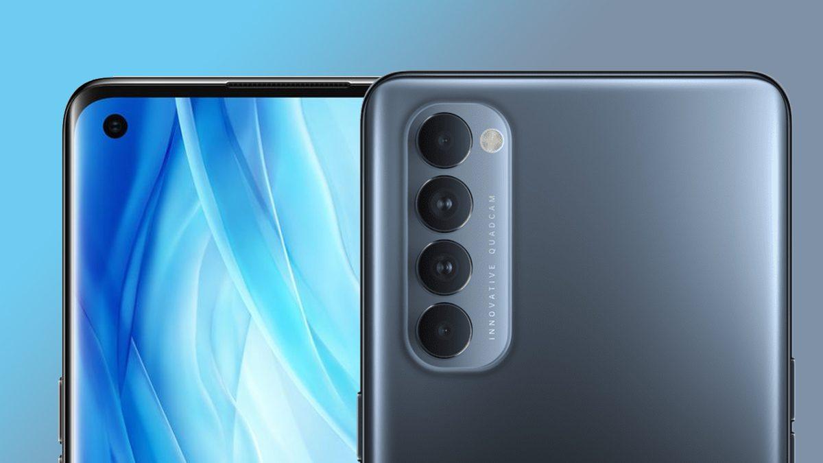 Oppo Reno 4 Pro Smartphone