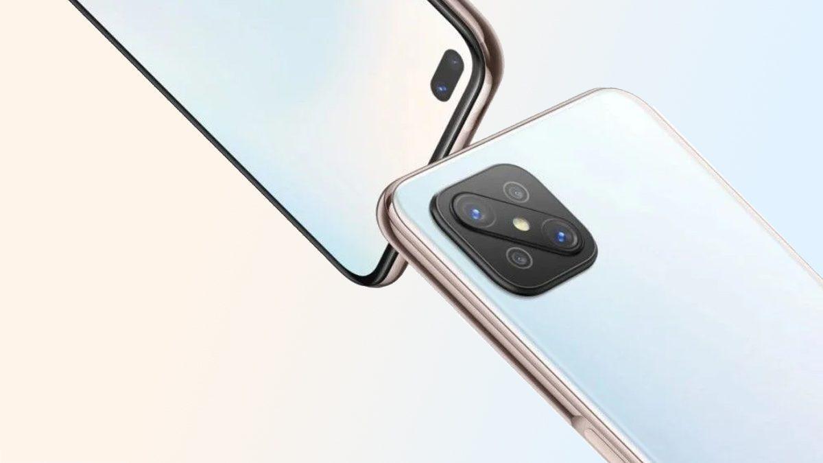 Oppo Reno 4Z 5G Smartphone