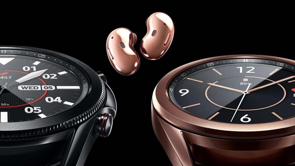 Samsung Galaxy Watch 3 Buds live in India