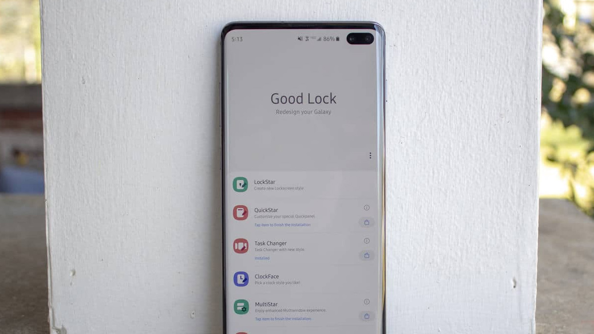 Samsung Good Lock