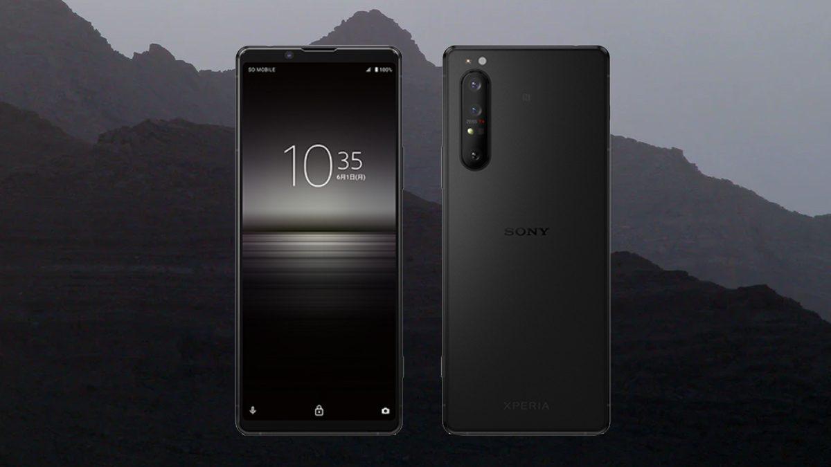 Sony Xperia 1 II SIM-Free Model