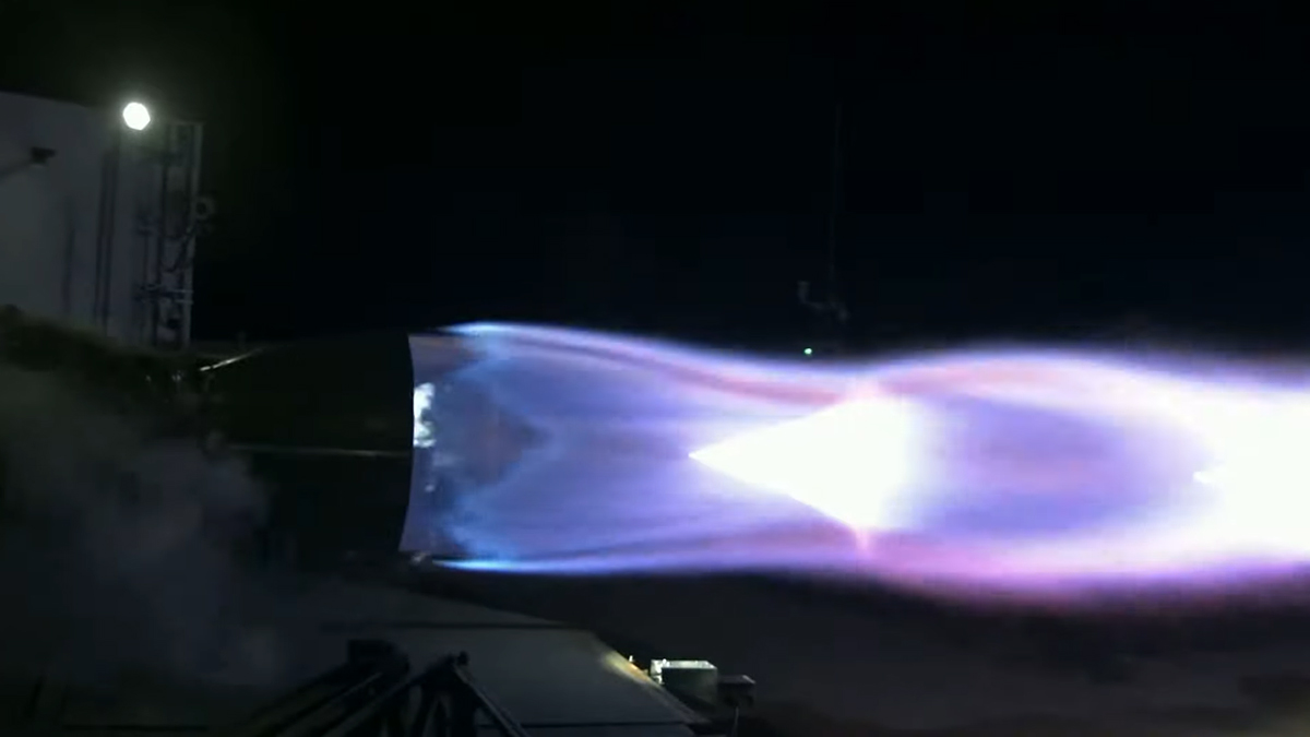 Spacex Raptor Engine