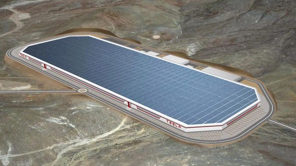 Tesla Super Plant