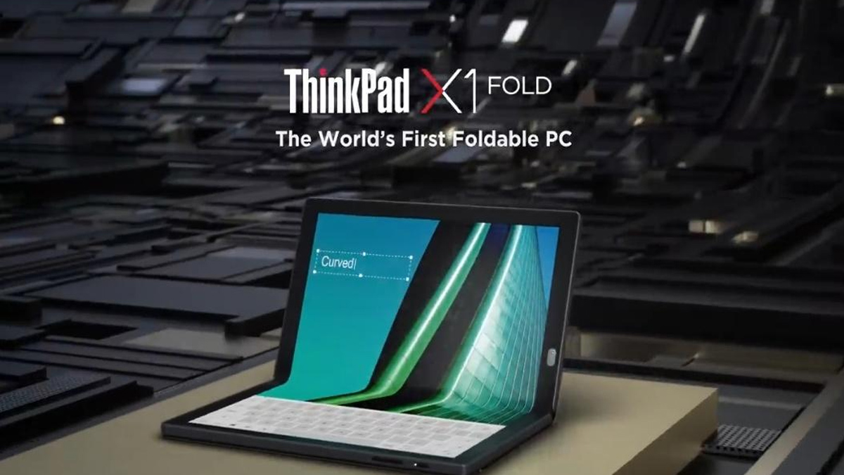 Lenovo ThinkPad X1 Foldable Notebook
