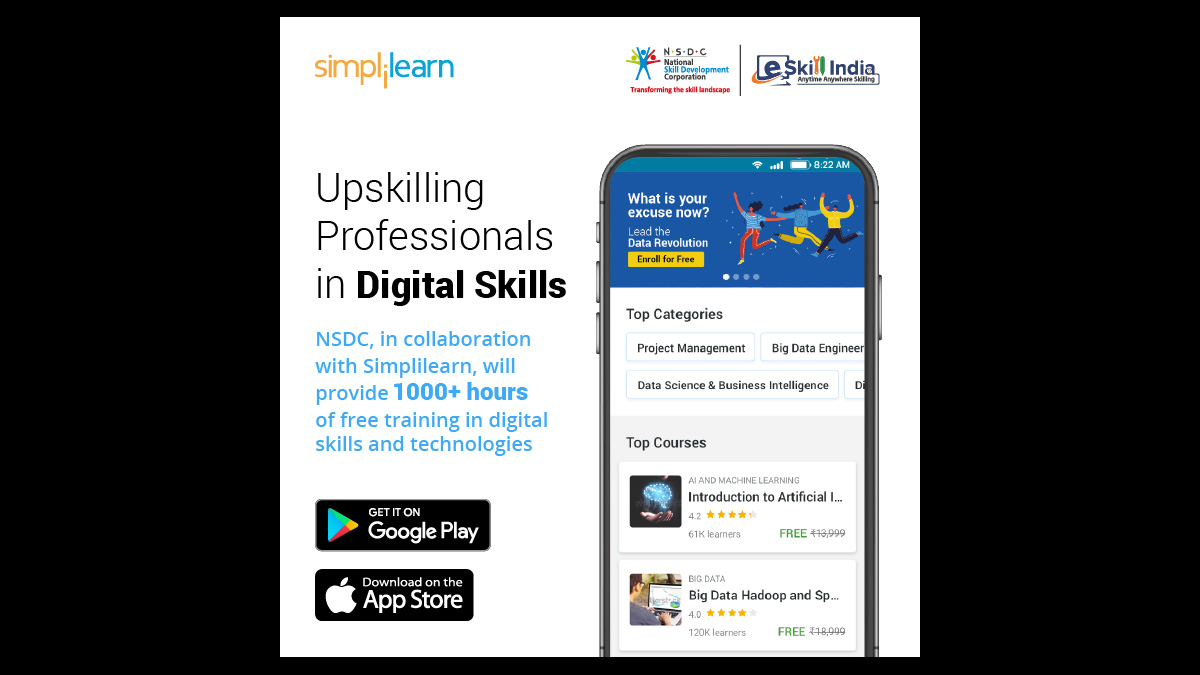 Upskiling in Digital Skill