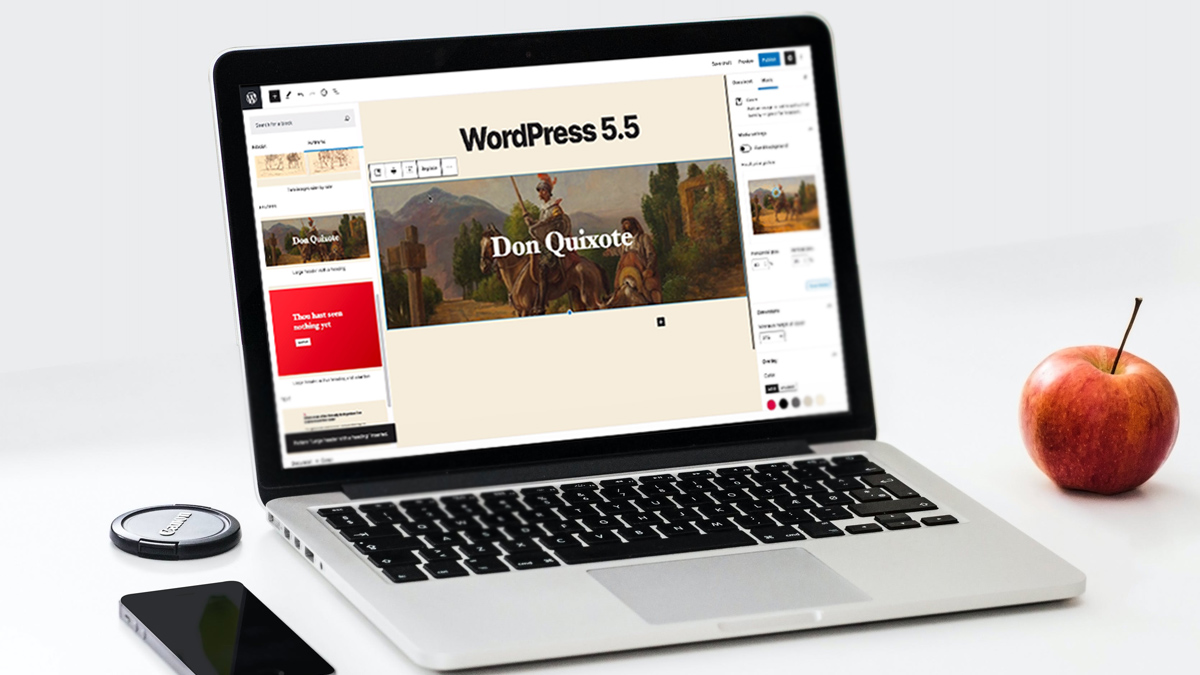 WordPress Eckstine