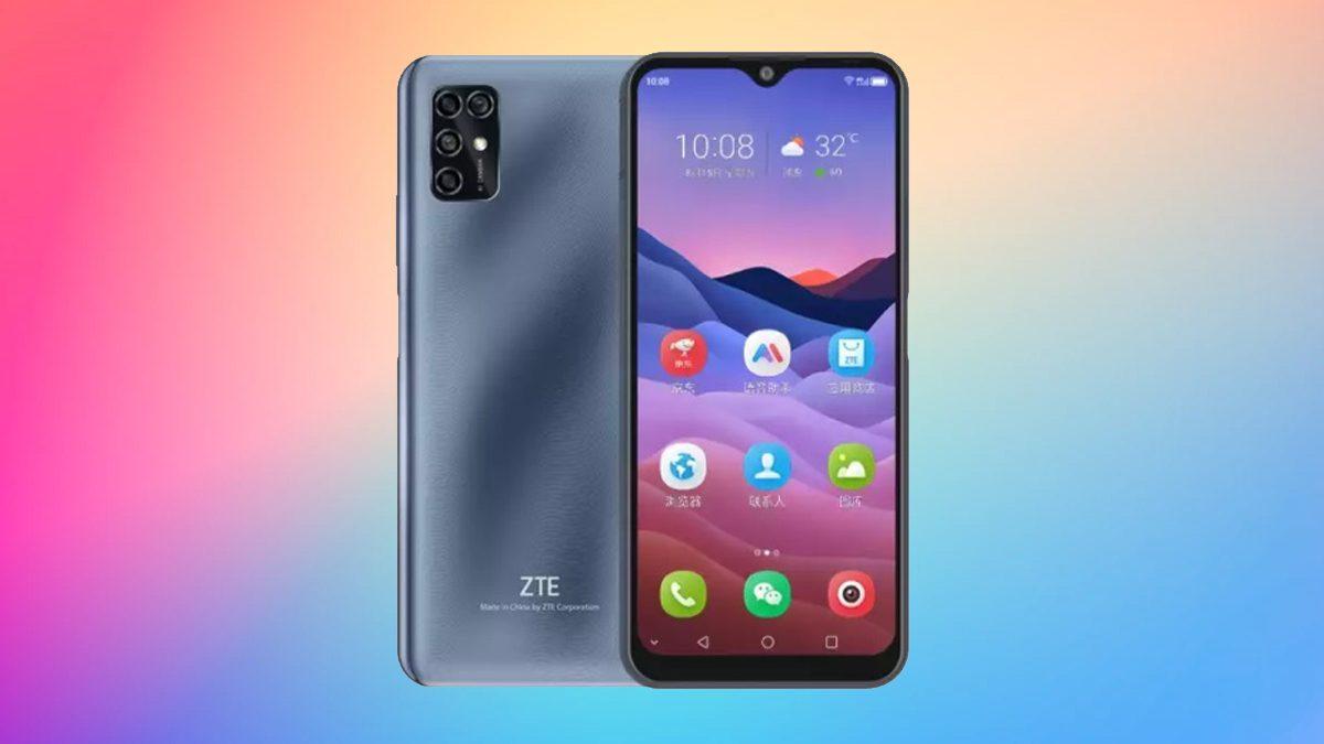ZTE v2020 Smartphone