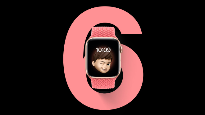 Apple Series 6 Watch