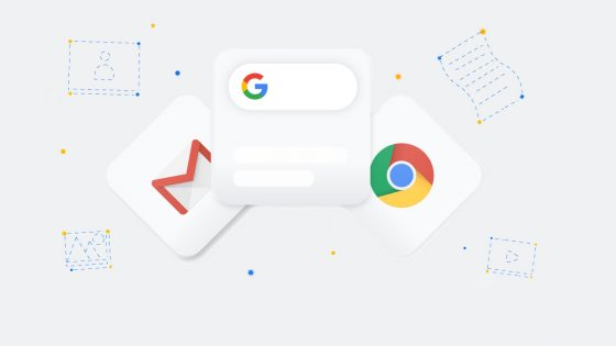 Chrome And Gmail in iOS 14