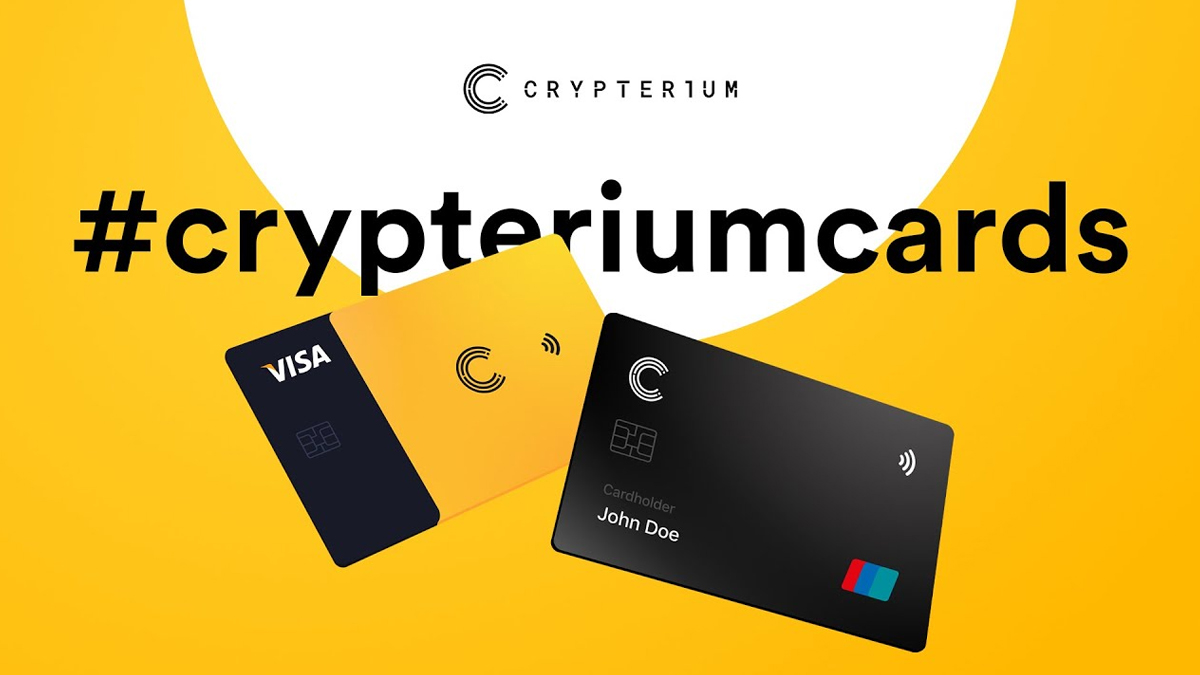Crypterium Cards