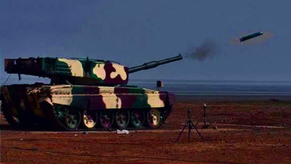 DRDO Anti-Tank Missile