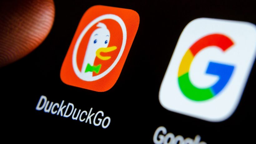 DuckDuckGo iOS 14 Update
