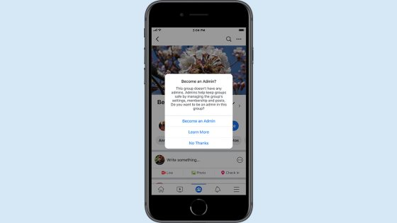 Facebook Group Privacy