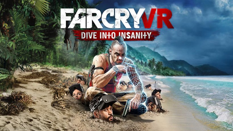 Ubisoft Far Cry VR