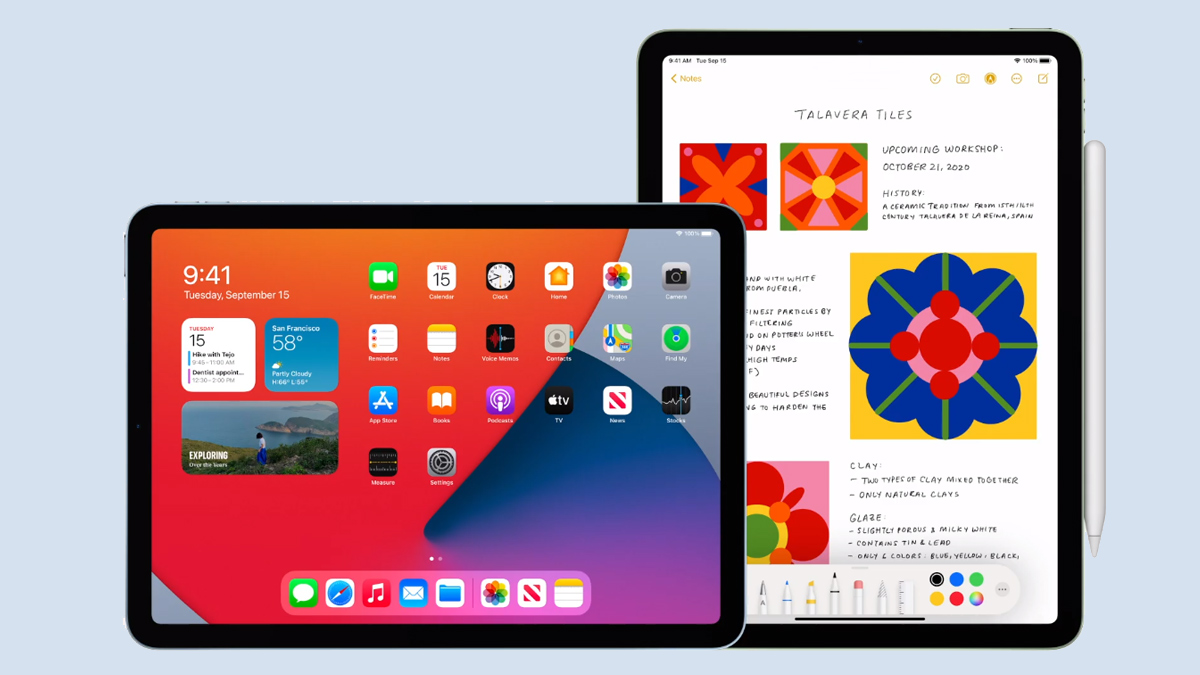 IOS 14 In iPad