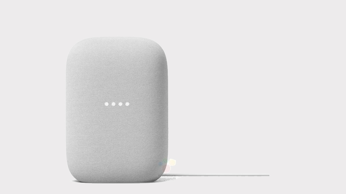 Google Nest Home Smart Speaker