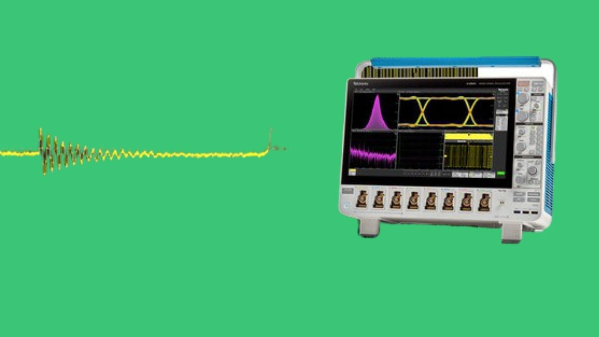 New 6 Series Oscilloscope