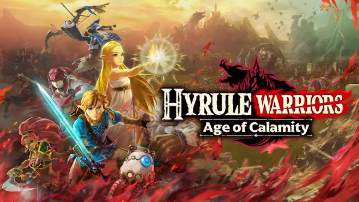 Nintendo Switch Hyrule Warriors