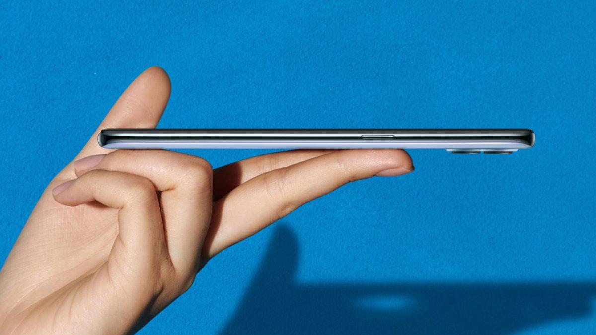 Oppo F17 Pro Lightest Smartphone