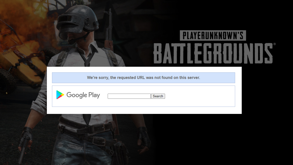 PUBG Playstore