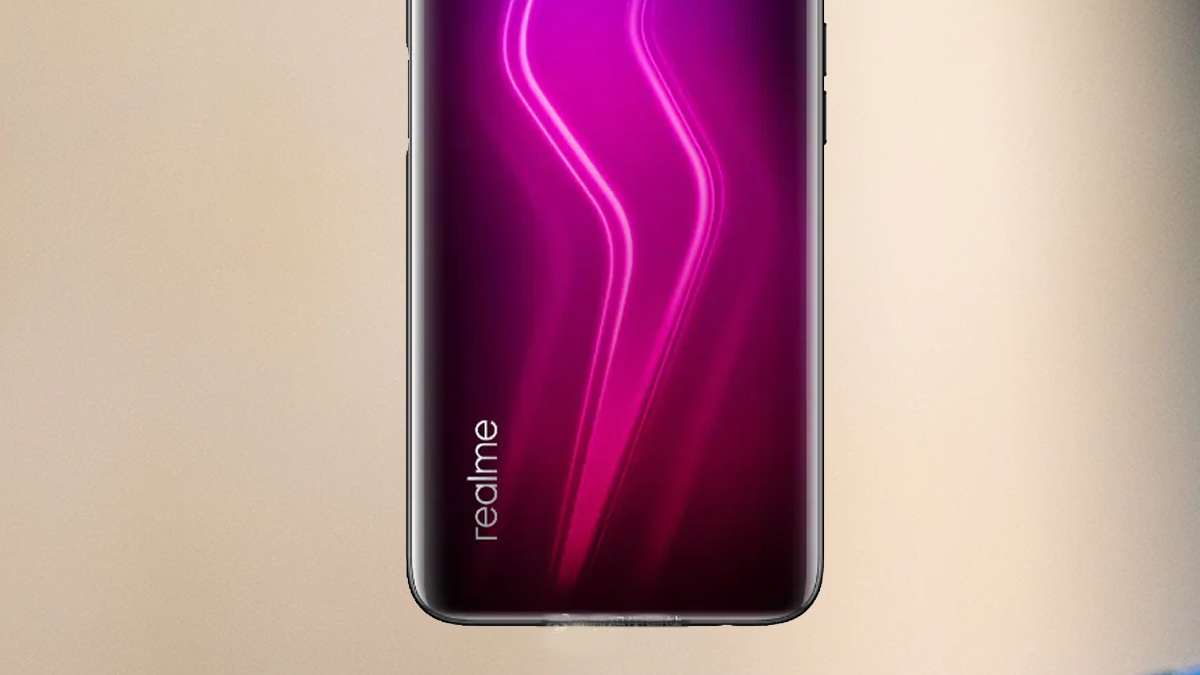 Realme Upcming Phone