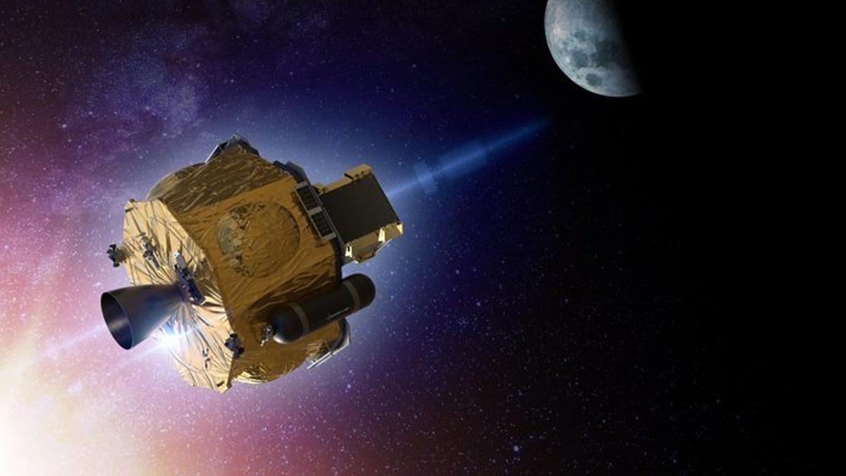 First Light Satellite