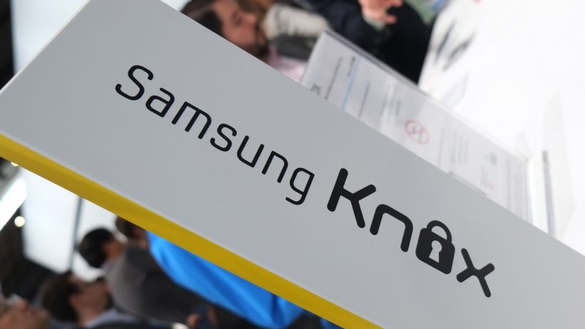 Samsung Knox and 42Gears