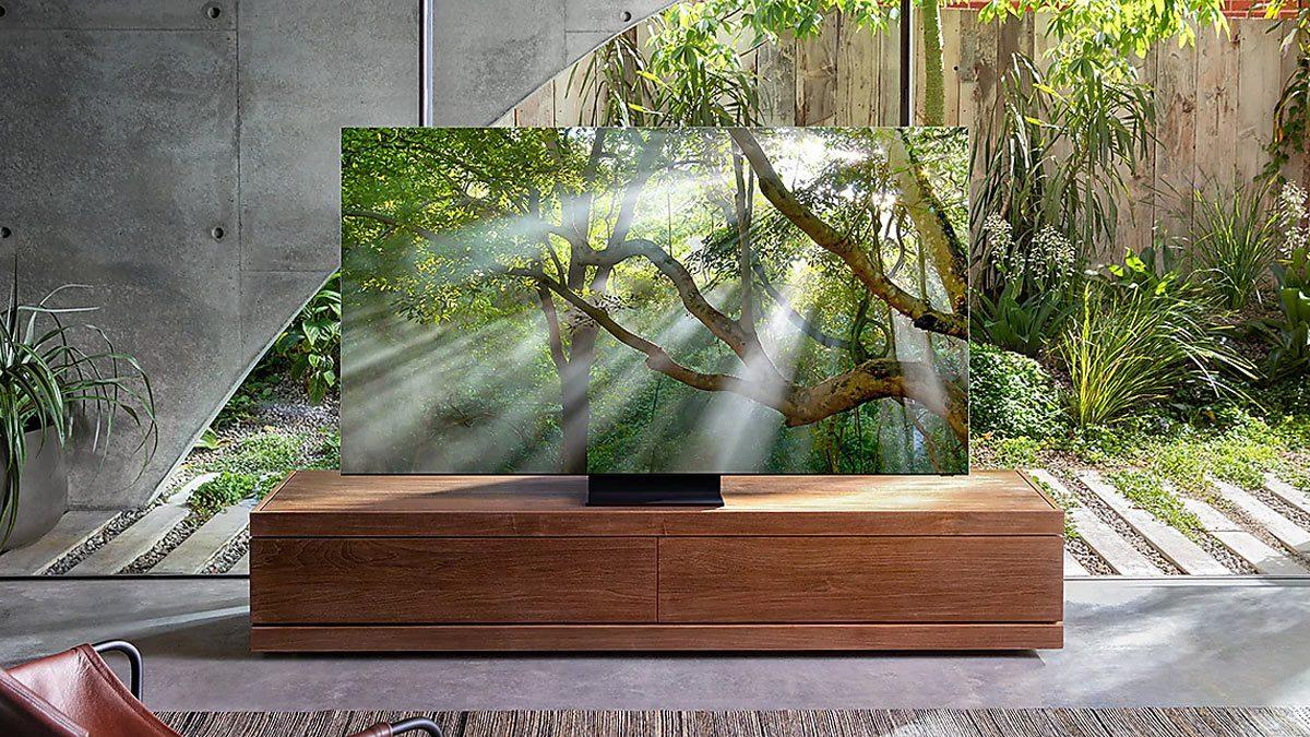 Samsung Q900T QLED 8k TV
