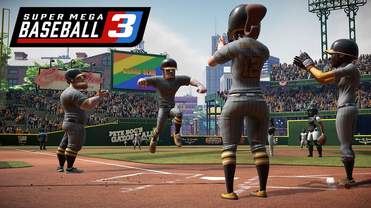 Super Mega Baseball 3 New Game Mode