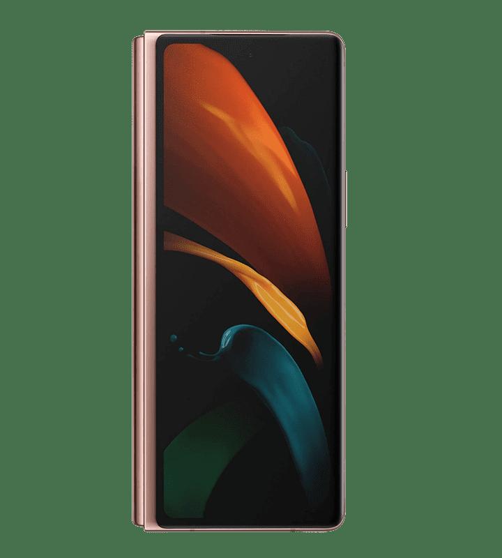 Samsung Galaxy Z Fold2 5G Design